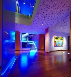 Unique Colourful DMX Wall Washer LED Waterproof Decor
