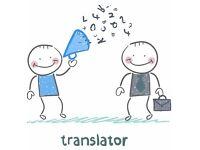 Interpreter & Translator Spanish, Romanian and Russian Languages