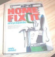 Woodworking and home fix-it books - $3 each or 4 for $10