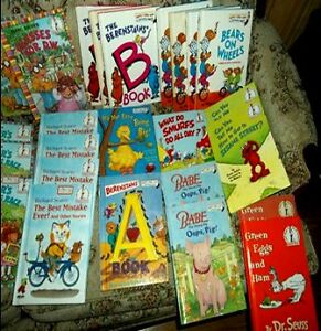 Dr. Seuss Books, Berenstain Bears, Arthur, Richard Scarry, Smurf London Ontario image 2