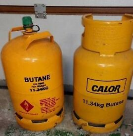 REDUCED PRICE !! Calor Gas Cylinder