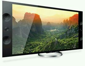 "Sony 55"" 4K UHD HDR smart wifi HD freeview"