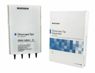 Mckesson Specula Dispenser White Plastic Wall Mount 1bx