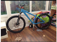 Jump bike for sale or swap for a bmx