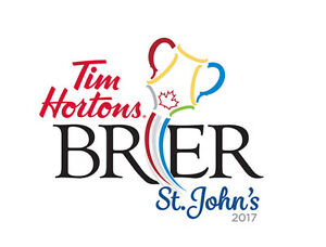 2017 Tim Hortons Brier - full event package