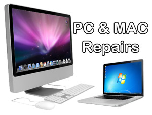 IMAC MACBOOK, LAPTOP REPAIR FAST FIX SERVICES Free Estimate