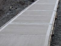 Concrete done right! Call for a free quote
