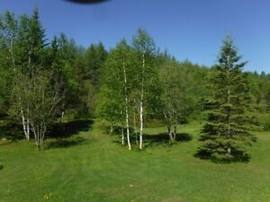 belle grande fermette de 23 acres a vendre