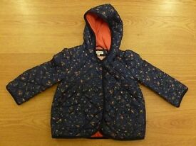 2-3 year old Girls M&S Autograph Coat
