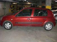 Renault Clio 1.2 5 doors , 69.000miles