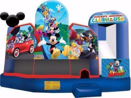 The Ultimate Jumping Castle