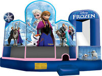 Disney FROZEN Birthday Party BOUNCY CASTLE Rental SAVE $50!