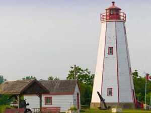 Great Family Getaway Cottage Rental in Port Burwell