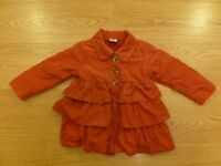 PUMPKIN PATCH 3 Year Old Girls coat