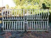 ORNATE STEEL DRIVEWAY GATES Queanbeyan Queanbeyan Area Preview