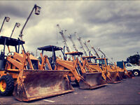Loaders for Rent