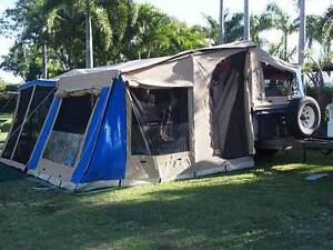 Albany 4X4 Camper with Independent Suspension Rockhampton Rockhampton City Preview