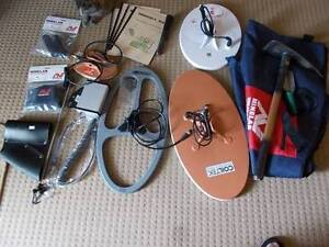 Minelab gpx5000 gpx4500 combo $3000 worth of  accessories Wonthaggi Bass Coast Preview
