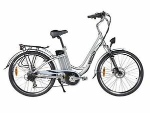 ELECTRIC BICYCLES...