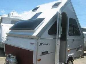 A'VAN - Aliner 4 - 2-4 Berth with Bunks, Annex, LIGHT to TOW Boondall Brisbane North East Preview