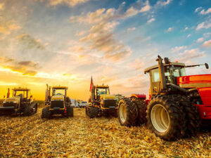 Looking for Farmers  with Tractors!
