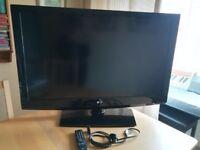 """TV, LG, 42"""" LCD, Full HDTV"""