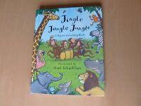 Jingle Jangle Jungle Children's Jigsaw Counting Book