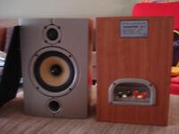 wharfdale diamond 8.1 speakers