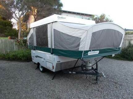 2008 Pop Top Camper - sleeps 5 - iMMACULATE Boronia Knox Area Preview