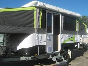 JAYCO - Eagle,OUTBACK,2015 - 4-6Berth wind up Camper with Annex. Boondall Brisbane North East Preview