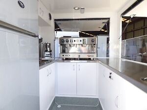 Mobile Coffee Van Trailer Mission Beach Cassowary Coast Preview