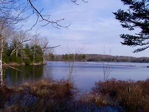 Waterfront Lot on Black Duck Lake