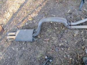 Ford Falcon ba mkll 2005 xr8 muffler and pipes Benaraby Gladstone City Preview