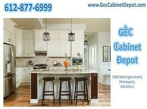 GEC CABINET DEPOT~~Kitchen Cabinets at Discounted Price Québec City Québec image 1