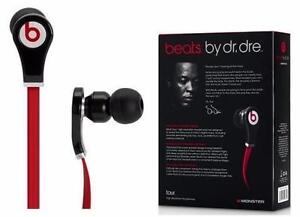BRAND NEW Beats by Dr. Dre Tour Headphones $85 FIRM