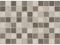 Grey Decor Mosaic Tiles (30cm x 41.6cm)