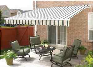Awning 10X8 for sale 1 year old