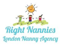 Looking for a nanny? Right nannies is here to help!!!