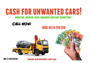 Cash For Unwanted Cars! Yeerongpilly Brisbane South West Preview