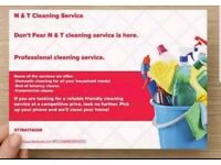 Deep clean and End of tenancy clean specialists