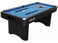 Pool snooker table 6ft