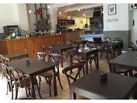 Lease Hold Cafe/Bistro for sale in affluent village
