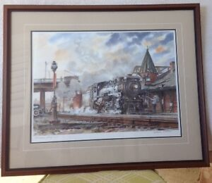 Publishers Proof - Folkins Art - Framed and Limited Editions