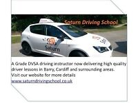 A grade Driving instructor offering lessons
