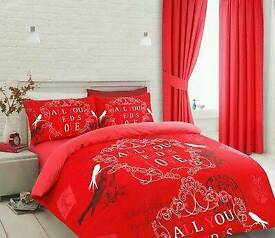 duvet set.....double
