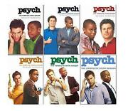 Psych Seasons 1-5
