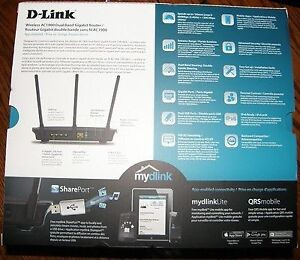 High speed router. D-Link AC1900 Stratford Kitchener Area image 4