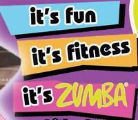 Zumba at The Lantern - New Start Time