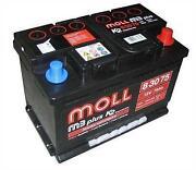 Autobatterie Moll