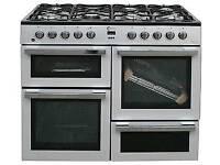8 burner cooker oven
